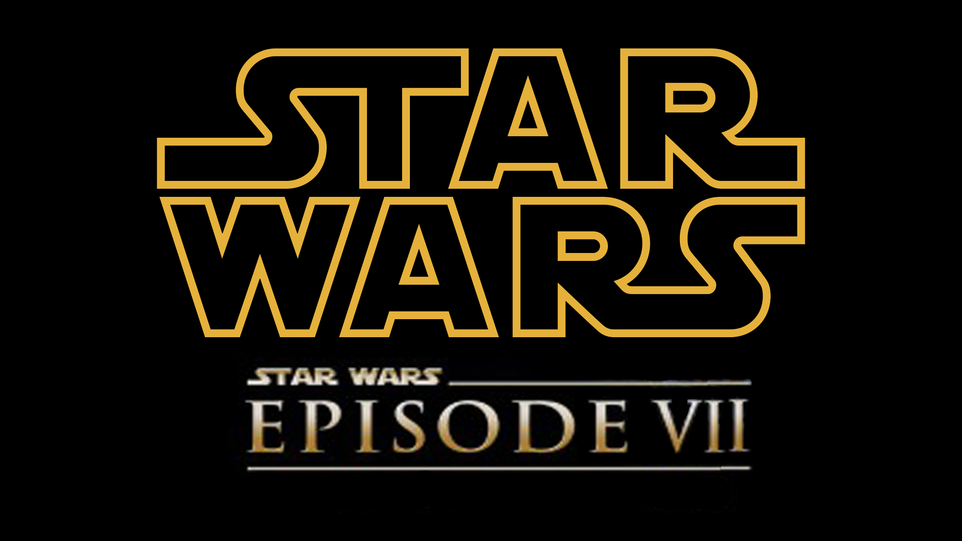 New Trailer For Episode VII?