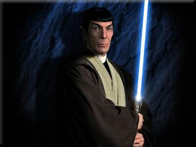 Talk About a Jedi Mind Meld! Leonard Nimoy Interested in Star Wars Episode VII
