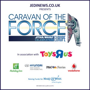 Caravan of the Force: Fight Cancer and Show Your Star Wars Fandom!