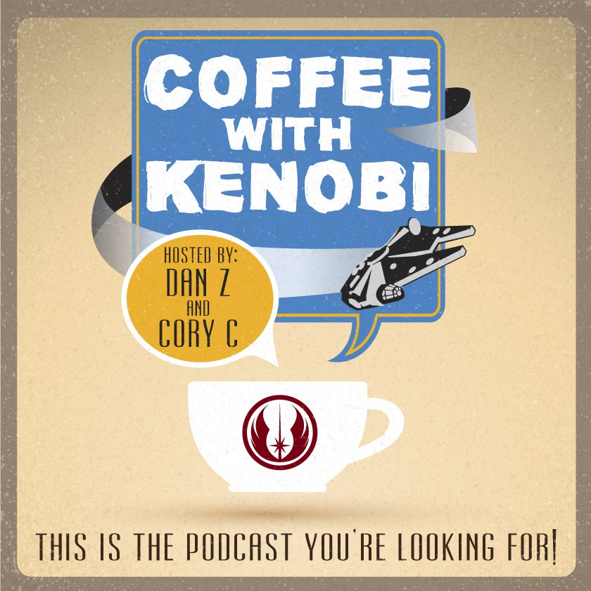 Coffee With Kenobi Book Chat : John Jackson Miller's Kenobi