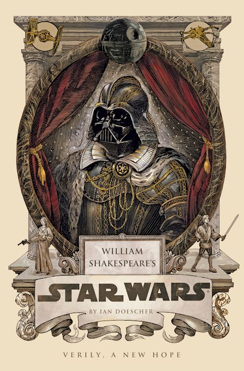 Coffee With Kenobi Book Chat: William Shakespeare's Star Wars
