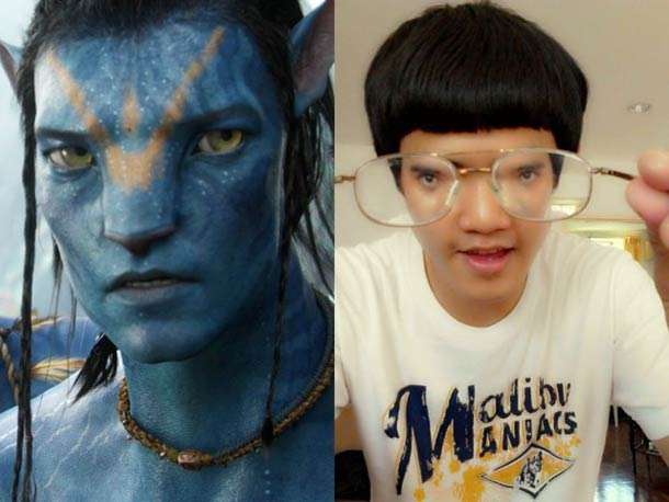 jake sully, avatar costume