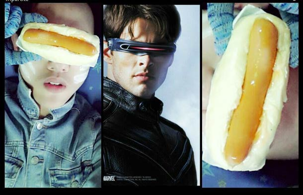 low cost cosplay, cyclops costume