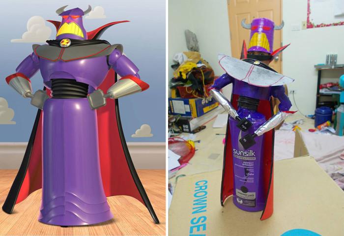 emperor zurg costume