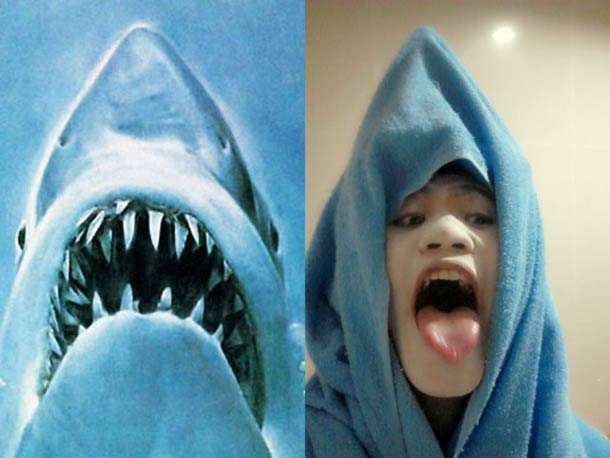 jaws costume