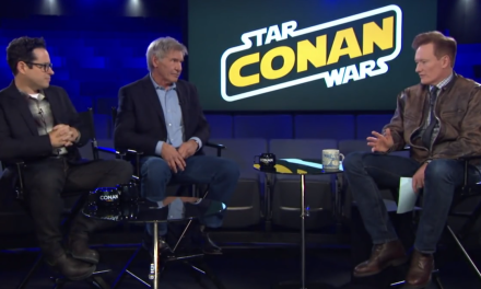 Harrison Ford Destroys Annoying Fan's Prized Collection Piece